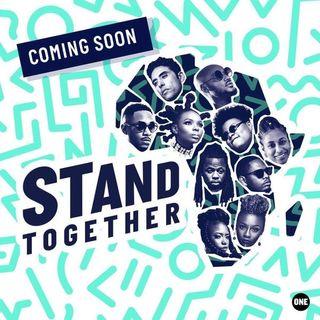 Stand Together - Hino Africano De Solidariedade Contra O COVID-19 (Afro Pop)