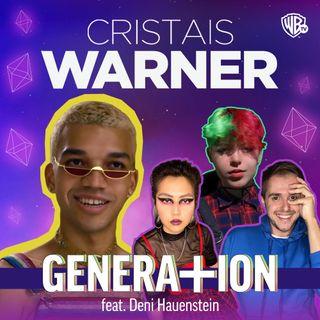 #03 GENERATION: É POSSÍVEL SER FELIZ SENDO JOVEM E LGBTQIA+? ft. Deni Hauenstein | Cristais Warner
