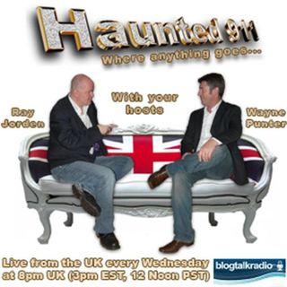 Haunted 911 Radio Show - Paul Hobday - Team IMPACT