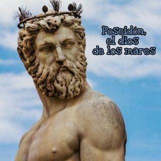 Poseidón, el dios de los mares