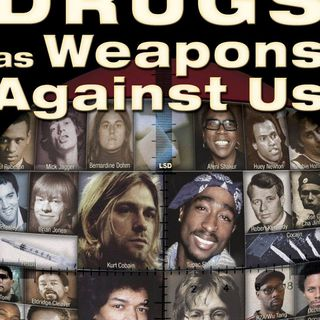 09/15/16 Guest John Potash Author of 'The FBI War On Tupac and Black Leaders' & Drugs as Weapons Against Us'
