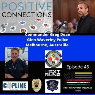 Commander Greg Dean: Glen Waverley Police: Melbourne, Australia