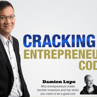 Episode 052 – Why Aren't Entrepreneurs Great Investors and How Can They Do Change That?