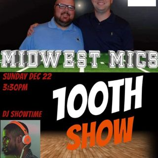 Our Historic 100th episode!!