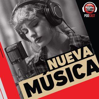 27/11| Taylor Swift, Camilo, Reik, Sebastián Yatra y más novedades.