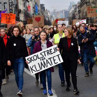 Il 15 marzo per gli studenti che scioperano per il clima porte aperte alla Triennale