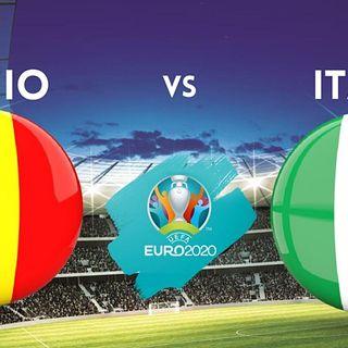 Belgio-Italia, Quarti di finale