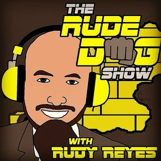 TheRudeDogShow with Rudy Reyes welcoming Ross Robertson
