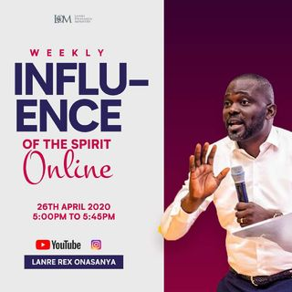 Influence of the Spirit (January 2021 Edition)