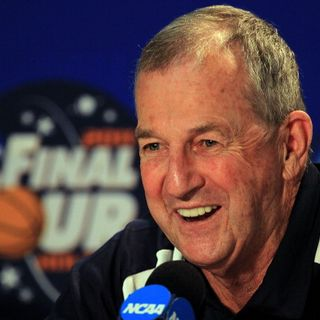 HOF Basketball Coach at St. Joe's - Jim Calhoun