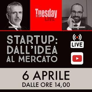 👉 STARTUP: dall'idea al mercato - intervista con Federico Pagliuca 👈