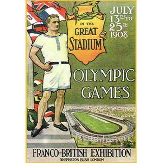 Storia delle Olimpiadi - Londra 1908