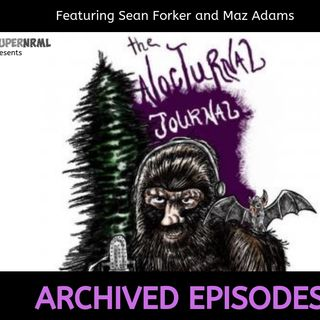 "SuperNRML Presents ""The Nocturnal Journal Archives"": Cliff Barackman"