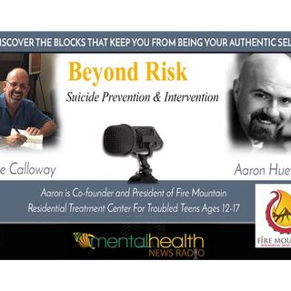 Beyond Risk: Suicide Prevention And Intervention With Aaron Huey