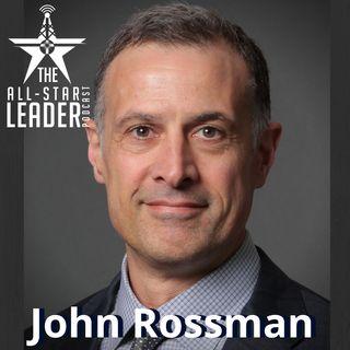 Episode 026 - Former Amazon Senior Executive John Rossman