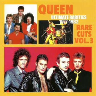 ESPECIAL QUEEN RARE CUTS VOL3 JAPAN 2012 #Queen #RareCuts #classicrock #rocknroll #stayhome #batman #mulan #ps5 #theboys #hbomax #mars2020