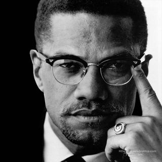 03) Malcolm X