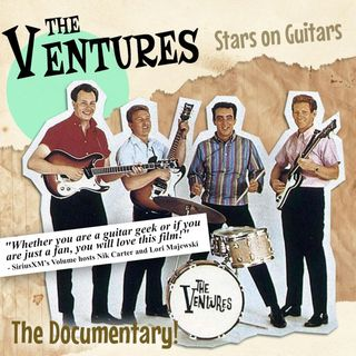 Special Report: The Ventures - Stars on Guitars (2020)