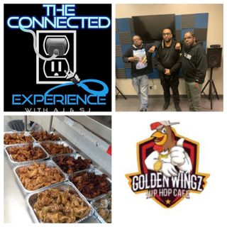 The Connected Experience - Golden Wingz F/ Sanchez
