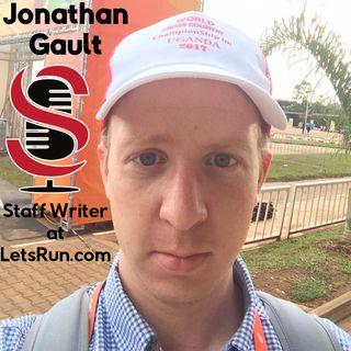 100. Jonathan Gault from LetsRun.com