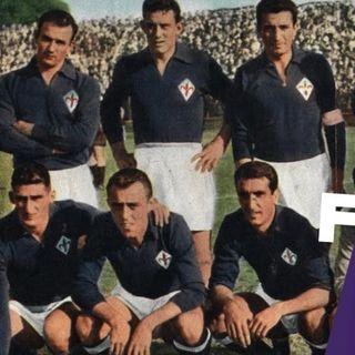 Storia - Primo Scudetto Fiorentina - 1955-1956