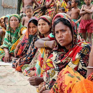 Nel mondo delle donne - In Bangladesh donne contro il cambiamento climatico