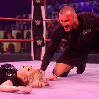 WWE Raw Review: Orton RKO's Alexa Bliss, Goldberg & McIntyre Face-off & Edge Announces His Return