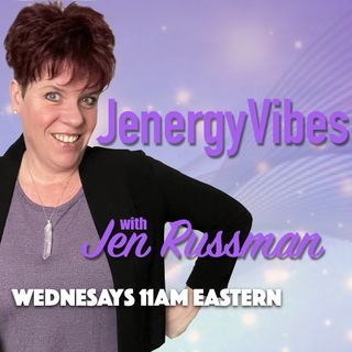 Jenergy Vibes - Empowered Energetics for Healing Transformation