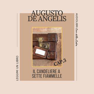Candeliere a sette fiammelle - capitolo 3