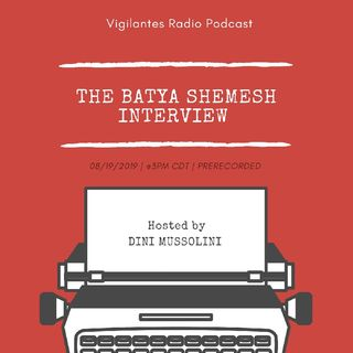 The Batya Shemesh Interview.