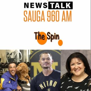 The Spin - April 15, 2020 - Increase of Domestic Violence, No More Excuses For Not Working Out & Importance of Pets