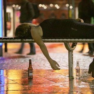 Drunkenness vs...