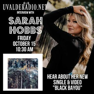 Sarah Hobbs / Black Bayou video release