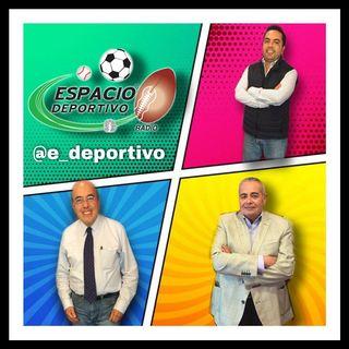 Al aire el trio de incontinentes  en este su programa, Espacio Deportivo de la Tarde 26 de Julio 2021