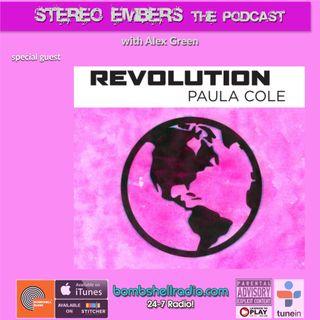 Stereo Embers The Podcast: Paula Cole