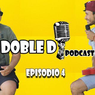 Daniel nos cuentas de sus anécdotas sexosas csm // Doble D Podcast Ep. 4