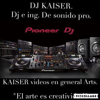 Presentación de la estación de radio DJ KAISER.