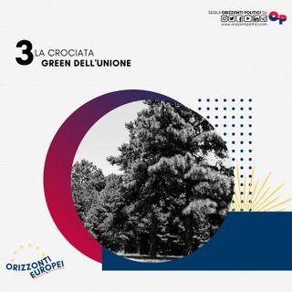 La crociata green dell'Unione