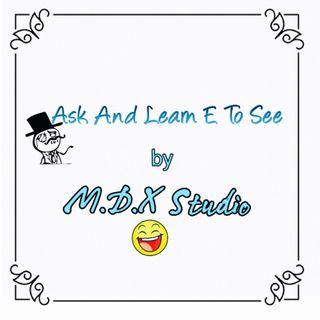 Ask And Learn E To See - #8th - Adjectives in the comparative form / الحلقة الثامنة #٨ - الصفات في صيغة المقارنة