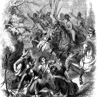 The Massacre at the Waxhaws
