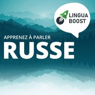 Apprendre le russe avec LinguaBoost