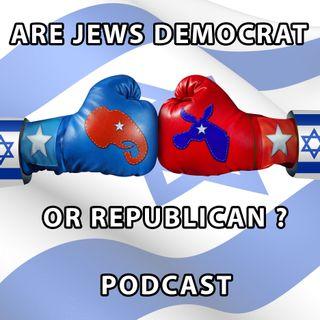 Should Jews be Democrats or Republicans?