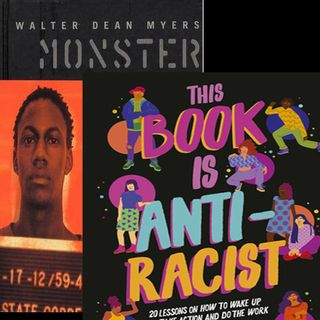 Episode 3: This Book is Anti Racist and Monster