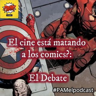 El Cine está matando a los Comics? T2021