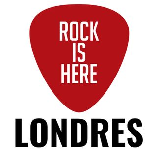 Rock is here: Londres