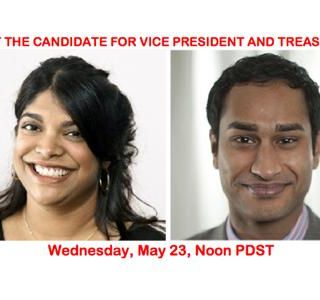 Meet the Candidates for AAJA Vice President and Treasurer