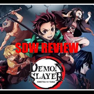 OTAKO TUESDAY: Demon Slayer Review!
