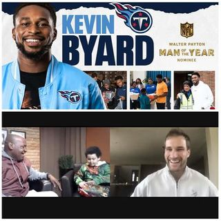 Thursday Night Tailgate Spotlight on the Positive: Kevin Byard & Kirk Cousins