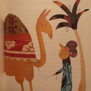 L'arabo-e-il-cammello  Gaia