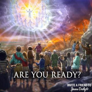 You've Missed The Rapture Of The Church, Now What